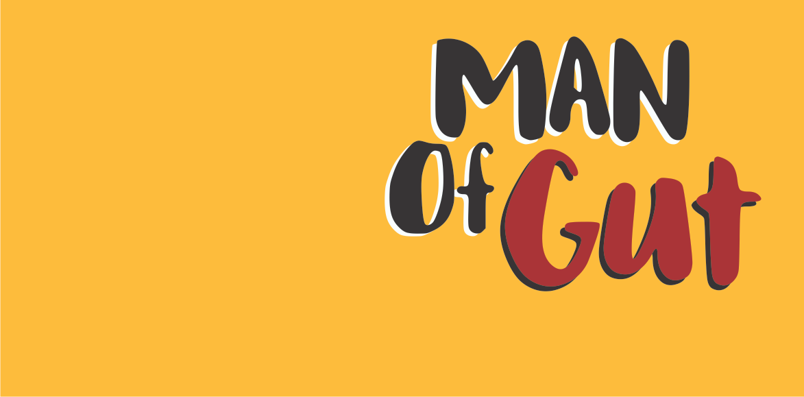 Critique: Man of Gut - A.K.O