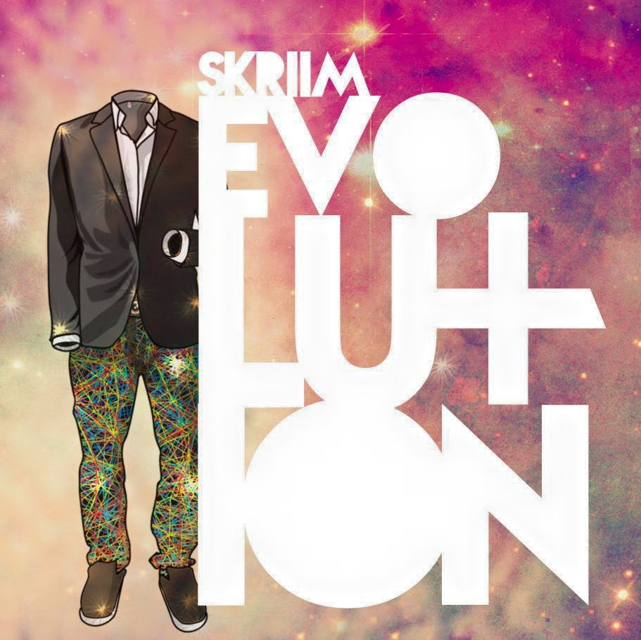 Critique: Evolu+ion - Skriim