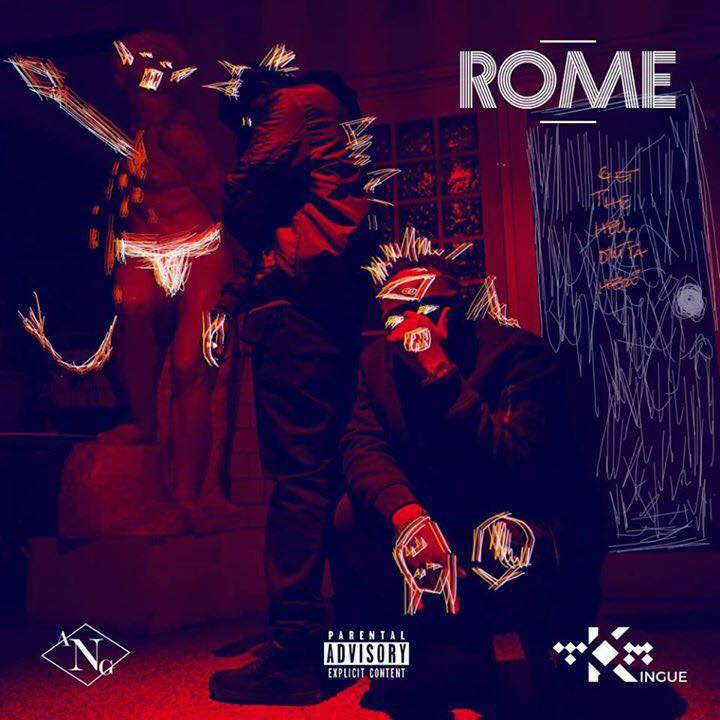 Chronique: Rome de A.N.G et Tom Kingue