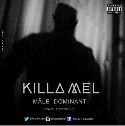 Mâle Dominant (Part I) [Drake Freestyle]
