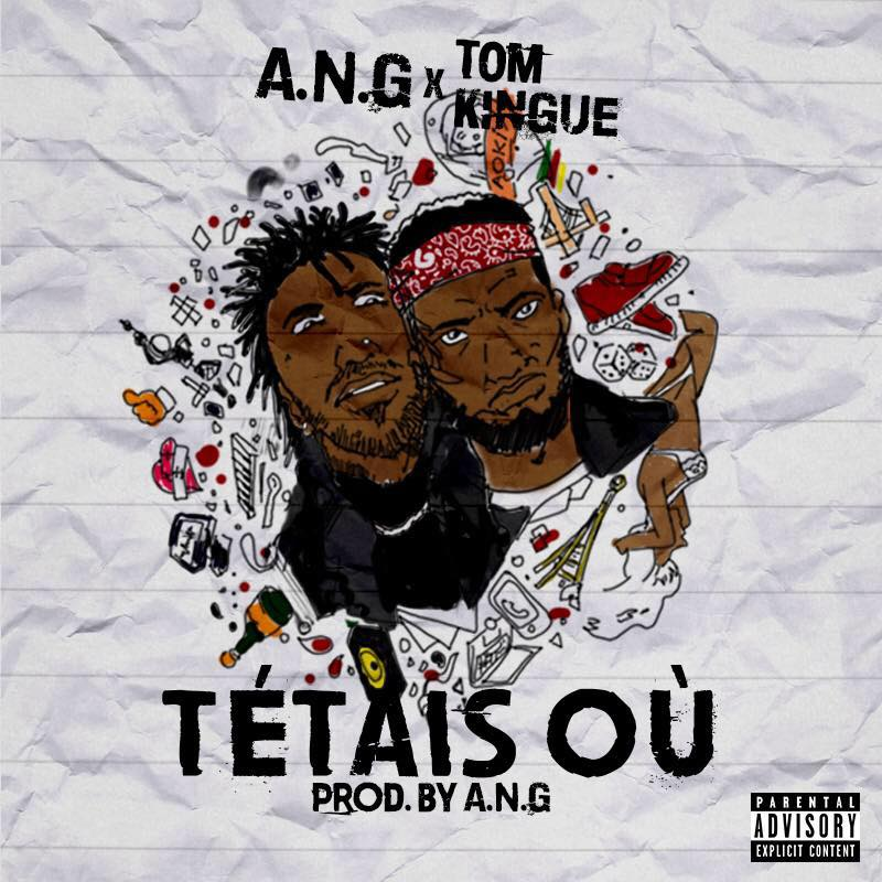 T'etais Où ft. Tom Kingue
